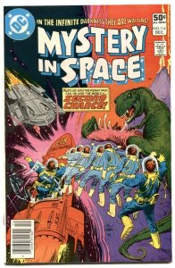 Mystery in Space #114 1980- Joe Kubert- Hitler VF