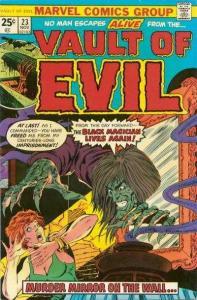 Vault of Evil #23, Fine+ (Stock photo)