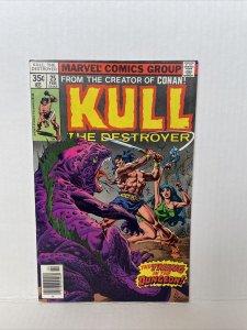 Kull The Destroyer #25
