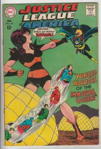 Justice League of America #60 (Feb-68) FN/VF+ Mid-High-Grade Justice League o...