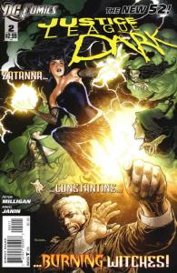 Justice League Dark #2 VF; DC | save on shipping - details inside