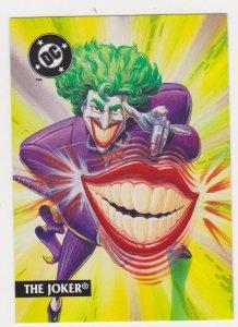 1994 Legends of Batman The Joker