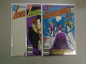 Legionnaires 3 set #1 to #3 - 6.0 - 1983