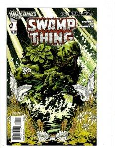 Swamp Thing # 1 NM 1st Print DC New 52 Comic Book Batman Superman Flash HR8