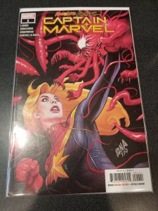Absolute Carnage: Captain Marvel #1 (2020)