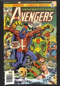 The Avengers #152 (1976)
