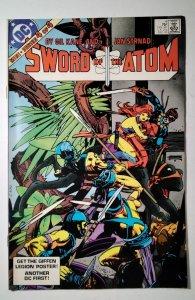 Sword of the Atom #4 (1983) DC Comic Book J754