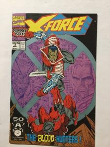 X-Force 2 Deadpool Back 2nd Deadpool Nm Near Mint