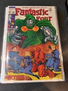 Fantastic Four #86 (1969) high grade