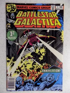 Battlestar Galactica #1 (1979)