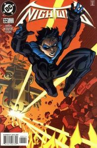 NIGHTWING (1996 DC) #32