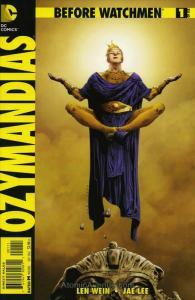 Before Watchmen: Ozymandias #1 VF/NM; DC | save on shipping - details inside