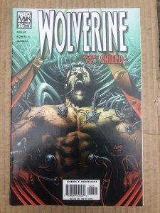 Wolverine #26 (2005)
