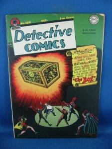 DETECTIVE COMICS 130 F+ BATMAN 1947 SCARCE