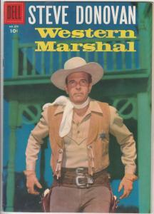 Four Color #675 (May-56) VF High-Grade Steve Donovan Western Marshal