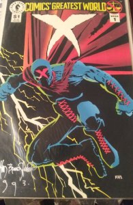 Comics' Greatest World: Arcadia #1 (1993)