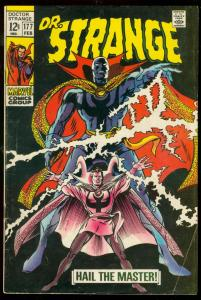 DOCTOR STRANGE #177 1969-MARVEL COMICS-GENE COLAN VG