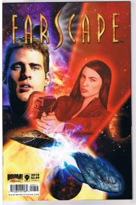 FARSCAPE #9 A, NM, Sci-Fi, Crichton, Aeryn Sun, Sci-Fi, 2009, more in store