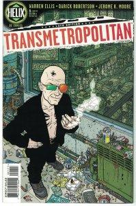 Transmetropolitan #1 VF/NM; DC/Helix | Warren Ellis - save on shipping - details