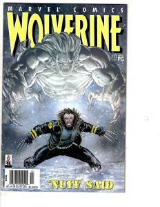 4 Wolverine Marvel Comic Books # 171 172 173 174 X-Men Alpha Flight Tieri WM1