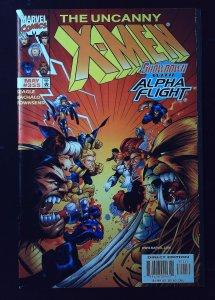 The Uncanny X-Men #355 (1998)