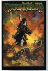 Frank Frazetta's DEATH DEALER #6, Nat Jones, 2007, NM+, more Frazetta in sto