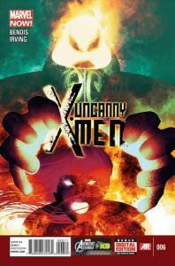 Uncanny X-Men (3rd Series) #6 VF/NM; Marvel | save on shipping - details inside