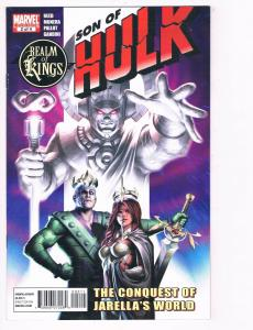 Son Of Hulk  # 2 Of 4 NM Marvel Comic Book Limited Series Galactus Avengers S80