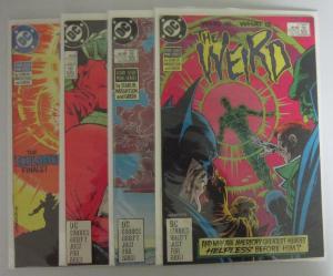 Weird (1988), SET:#1-4, 8.0/VF