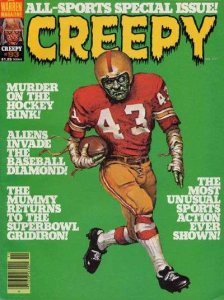 Creepy (1964 series) #93, VF- (Stock photo)