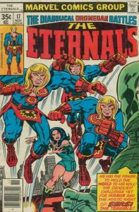 Eternals, The #17 FN; Marvel | save on shipping - details inside