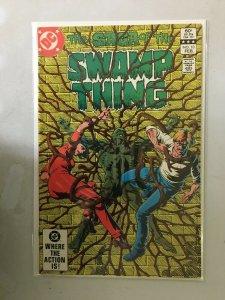Swamp Thing #10 2nd Series 8.0 VF (1983)