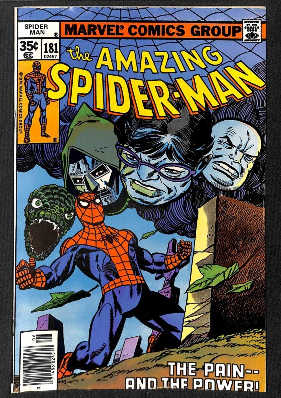 The Amazing Spider-Man #181 (1978)