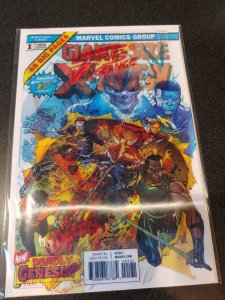 Spirits of Vengeance 1 Legacy 3D Lenticular Homage Cover Giant Size X-men Marvel