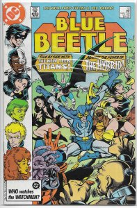Blue Beetle   (DC vol. 1)   #12 FN