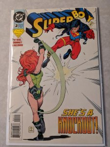 Superboy #2 NM DC Comics
