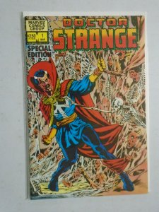 Doctor Strange Special Edition #1 NM (1983)