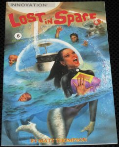 Lost In Space #8 (1992)