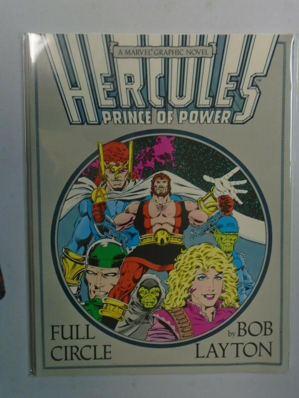 Hercules Full Circle GN (1988) 4.0 VG