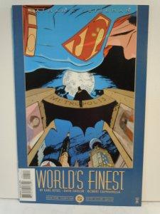 Batman & Superman: World's Finest #4