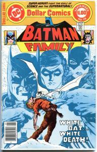BATMAN FAMILY #19, FN/VF, Robin, Catwoman, Gotham, DC, 1975, more BM in store