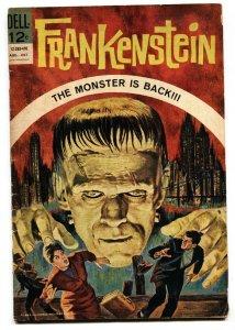 Frankenstein #1 1964-Dell-First issue-comic book VG