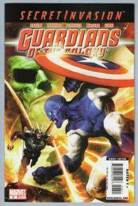 Guardians of the Galaxy 6 Dec 2008 NM- (9.2)