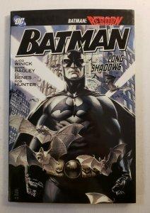 BATMAN LONG SHADOWS HARD COVER GRAPHIC NOVEL MARK BAGLEY NM