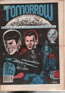 Tomorrow #1 1980-1st issue-Star Trek-William Shatner-Landegraf-Star Wars-VG/FN
