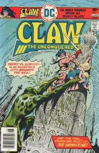 Claw the Unconquered 7  F  1976