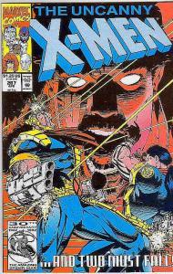 X-Men #287 (Apr-92) NM- High-Grade X-Men