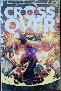 Crossover #1 Stegman Cover