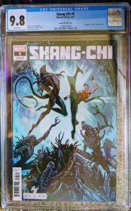 SHANG CHI 5 CGC 9.8