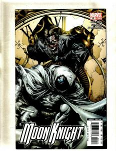 Lot of 8 Comics Moon Knight Iron Man Director of Shield 15 Cable 18 +MORE HY2